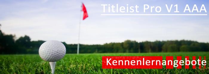 Titleist Pro V1 zum Sonderpreis